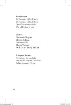 Poésies Bonsaï - page 16