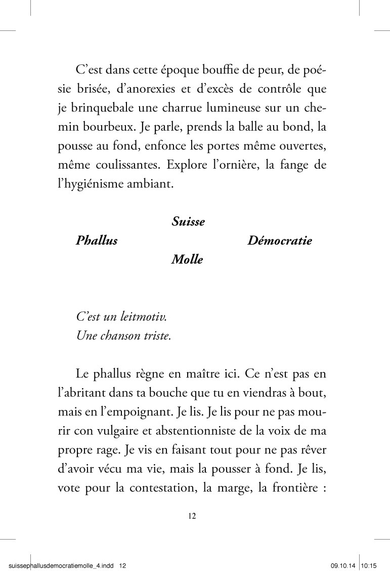 Suisse Phallus... - page 12