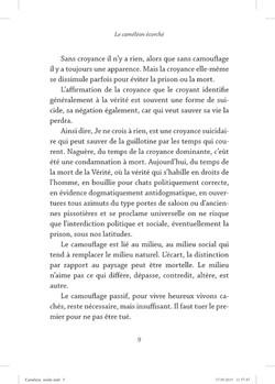 Le caméléon écorché - page 9