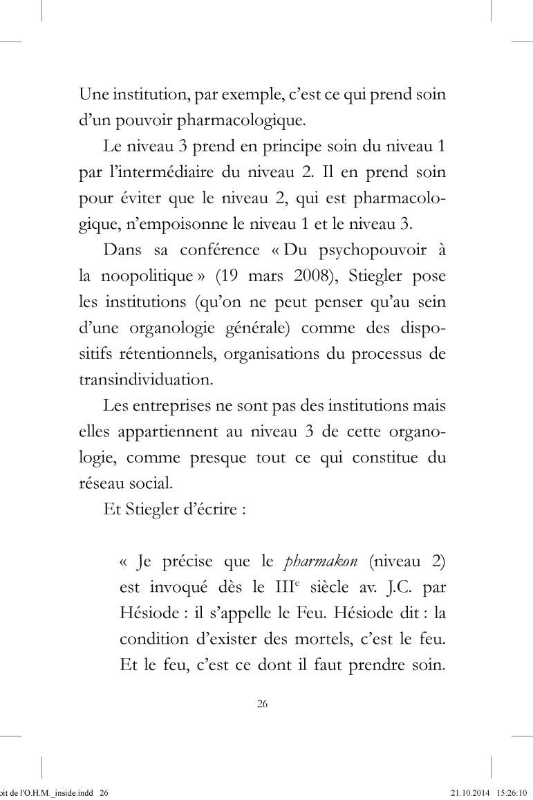 Droit de l'OHM - page 26