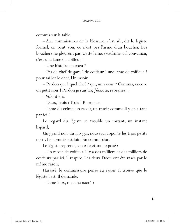 Jambon dodu - page 11