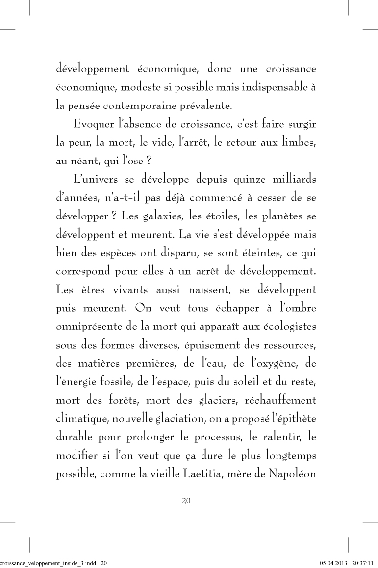 Décroissance développement - page 20