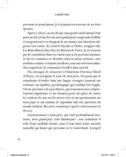 L'Argent noir - page 18