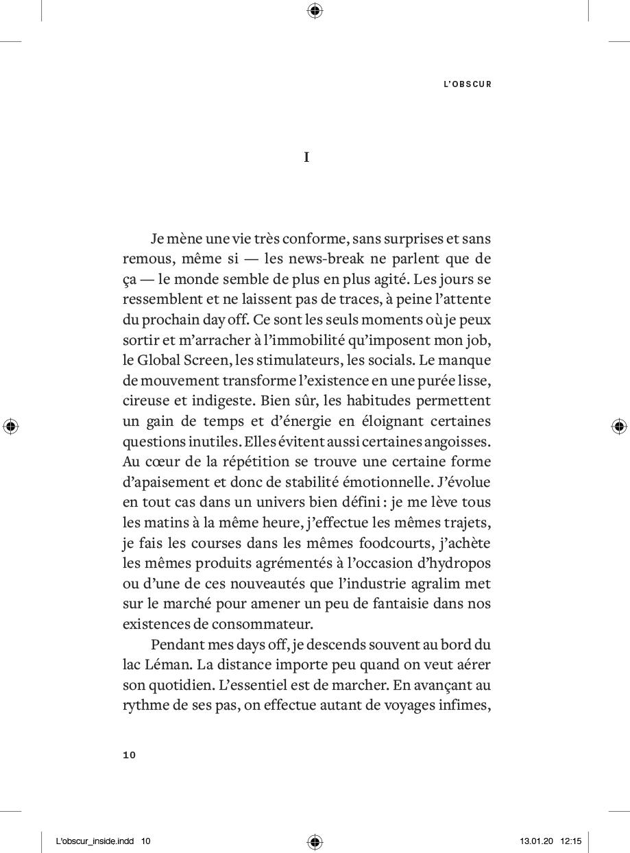L'obscur - page 10