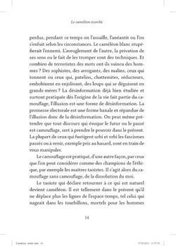 Le caméléon écorché - page 14