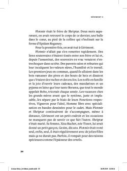 La lueur bleue - page 20