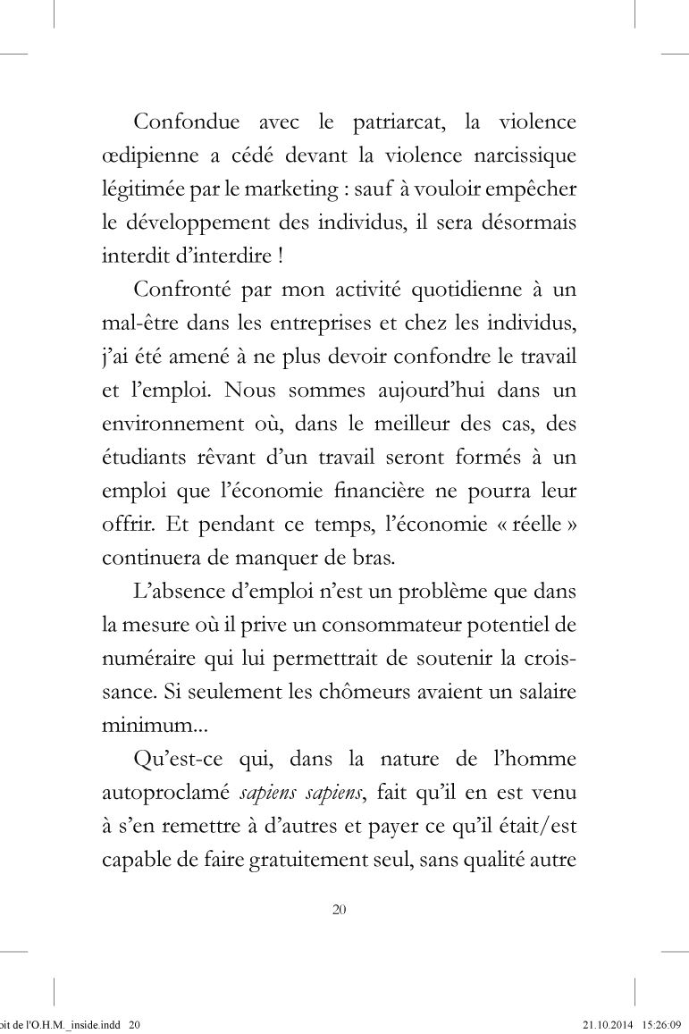 Droit de l'OHM - page 20