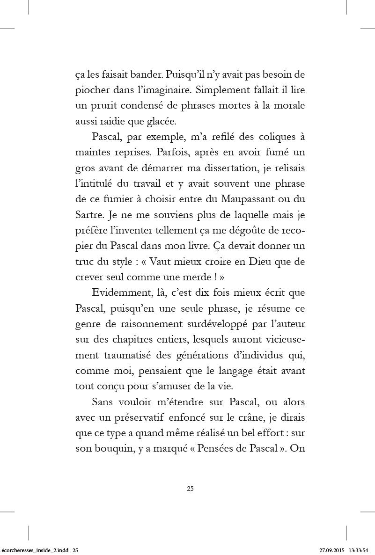 Les Ecorcheresses - page 25