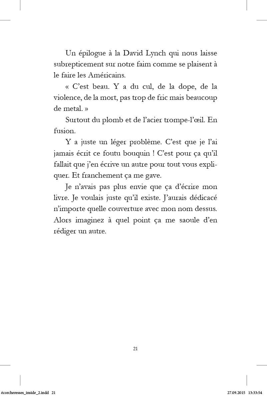 Les Ecorcheresses - page 21