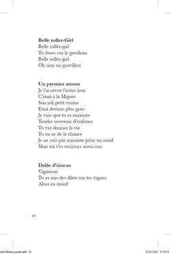 Poésies Bonsaï - page 10