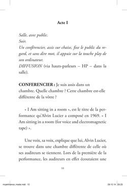 Im-pertinences du son - page 10