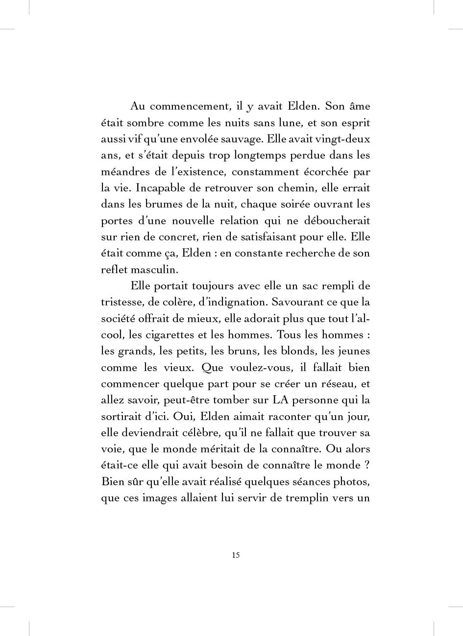 Noir et blanc - page 15