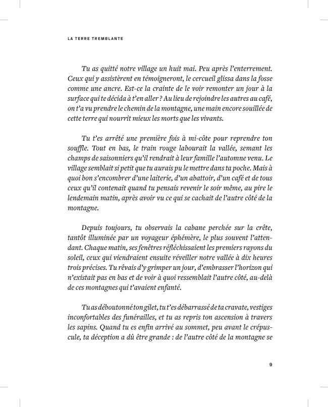 La Terre tremblante - page 9