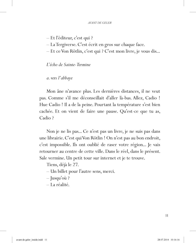 avant de geler - page 11