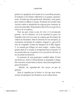 L'Argent noir - page 19
