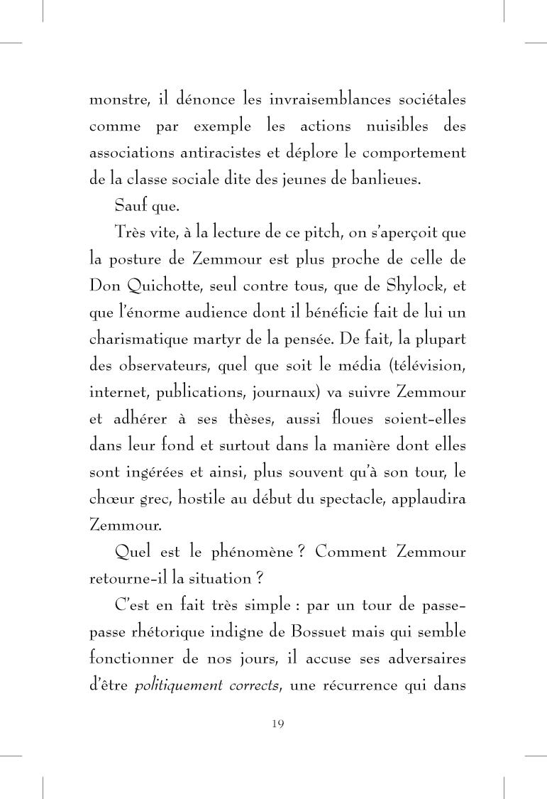Contre Zimoune - page 19