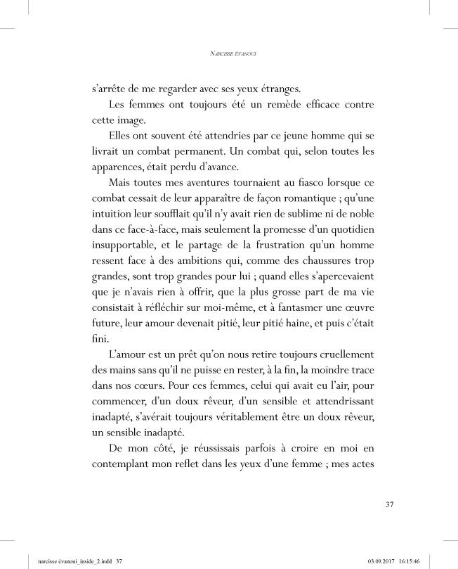 Narcisse évanoui - page 37