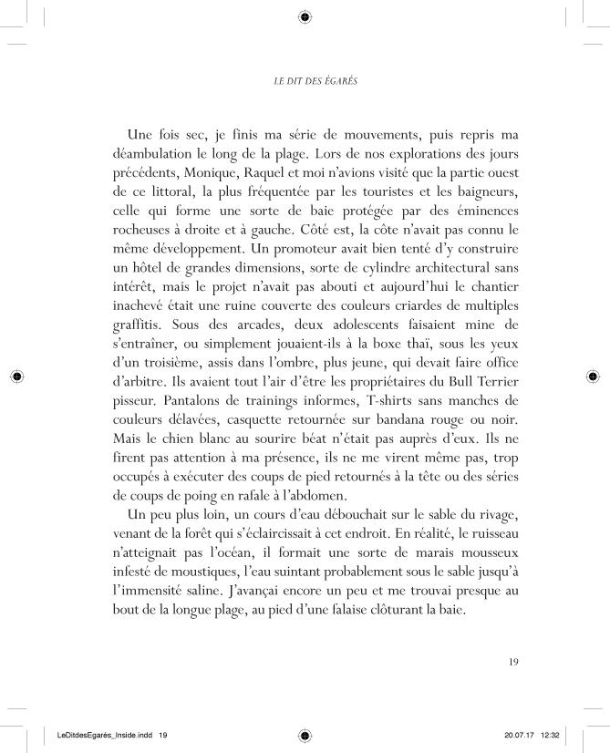 Le Dit des Egarés - page 19