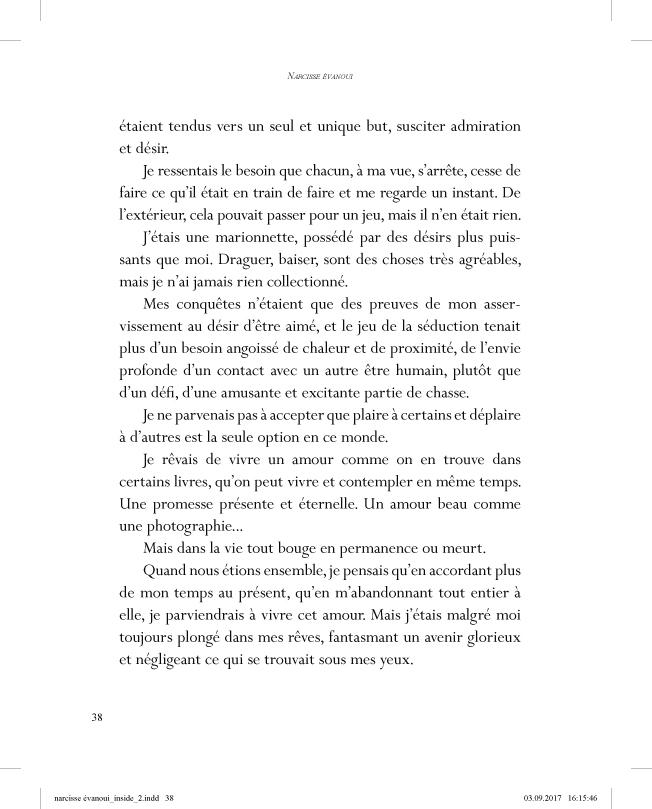 Narcisse évanoui - page 38
