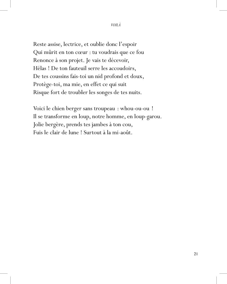 Voilà voilà - page 21