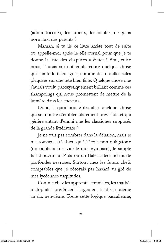 Les Ecorcheresses - page 24