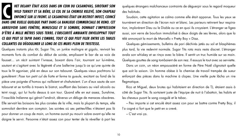 La vie sauvage - page 10