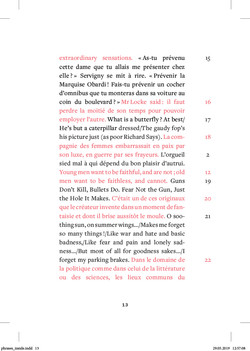 les phrases - page 13