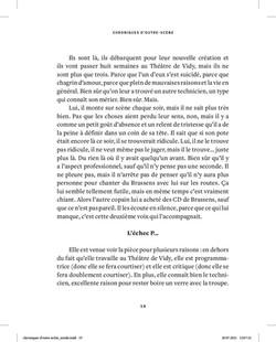chroniques d'outre-scène - page 19