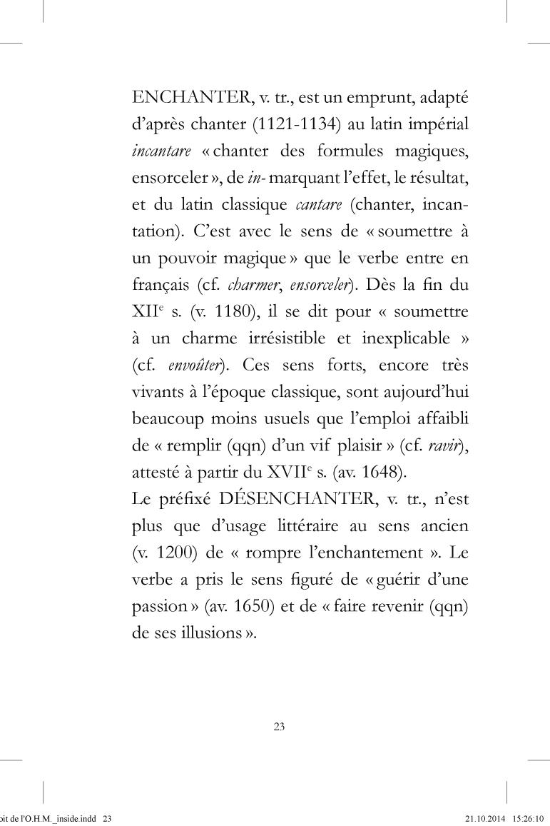 Droit de l'OHM - page 23