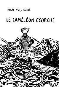 caméléon écorché