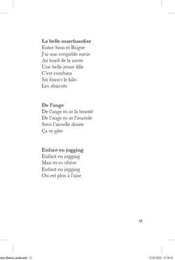 Poésies Bonsaï - page 15