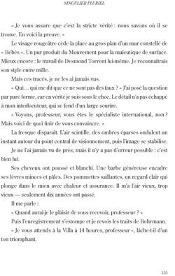 Singulier pluriel - page 155