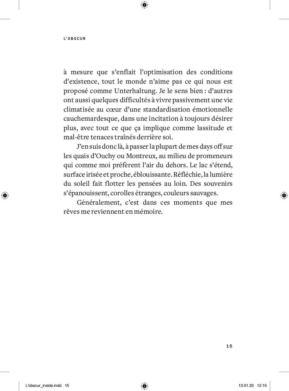 L'obscur - page 15