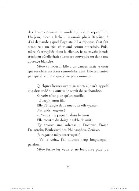 Eclats de vie - page 10