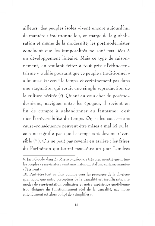 Plus ou moins postmoderne - page 42