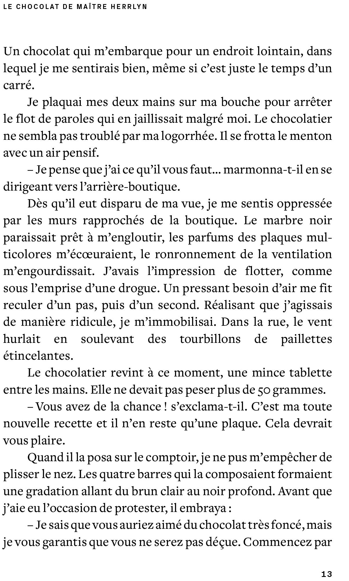 Eclats de chocolat - page 13