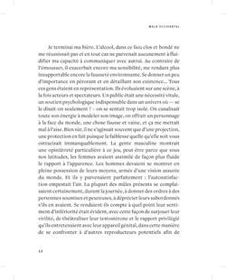 Mâle occidental - page 12