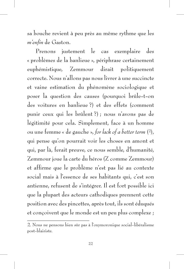 Contre Zimoune - page 22