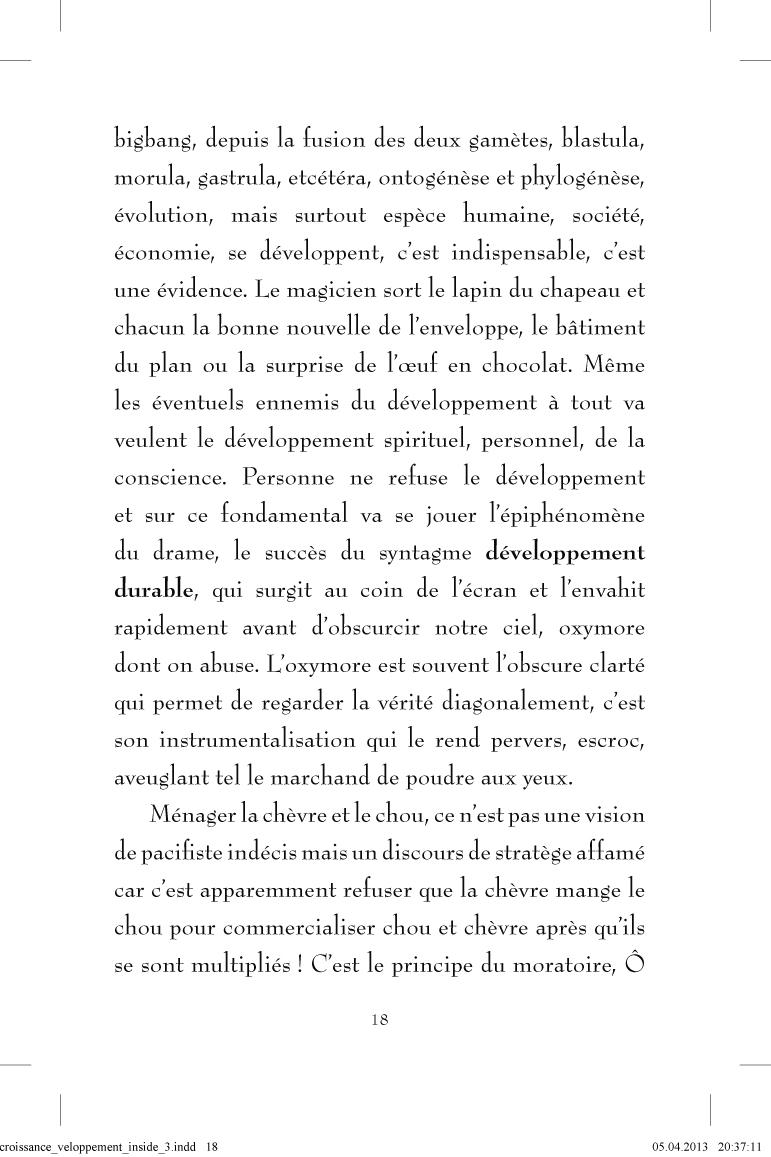 Décroissance développement - page 18