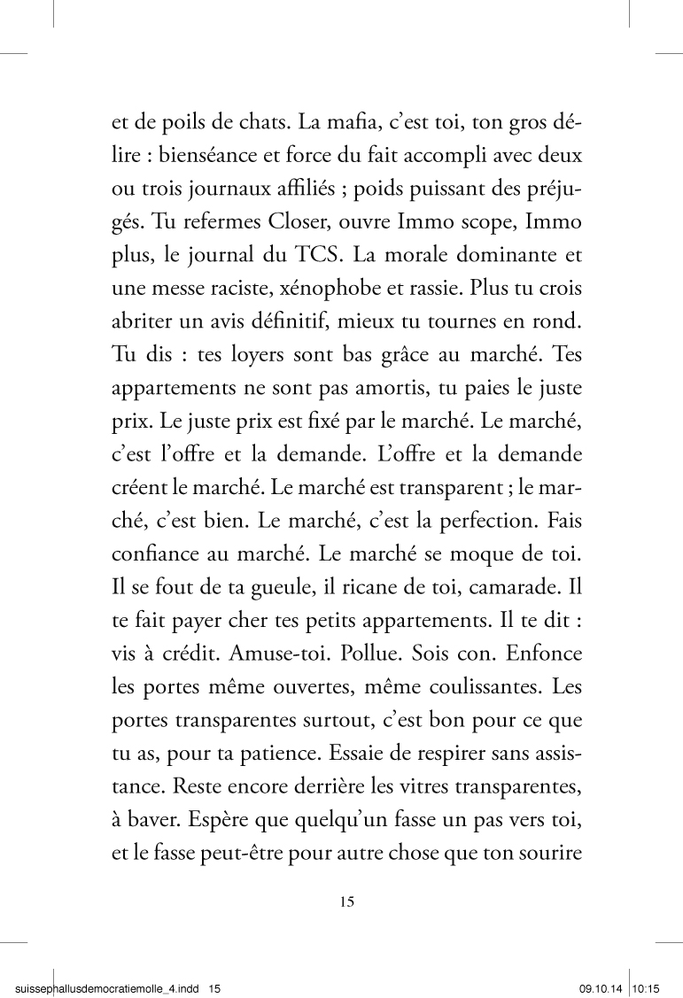Suisse Phallus... - page 15