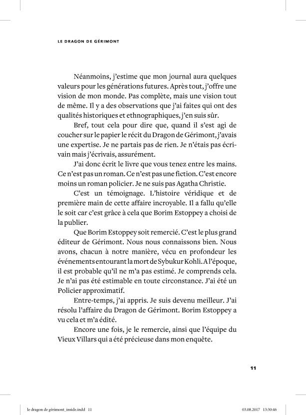 Le Dragon de Gérimont - page 11