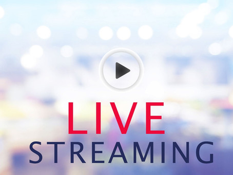 Live-Streaming, what is it and why do I want it at my Wedding?