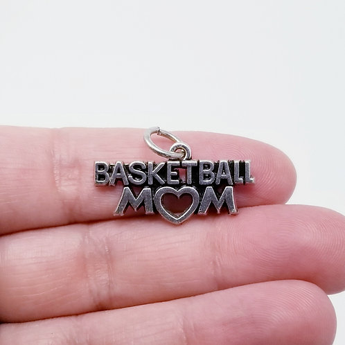 Basketball Mom Silver Charm