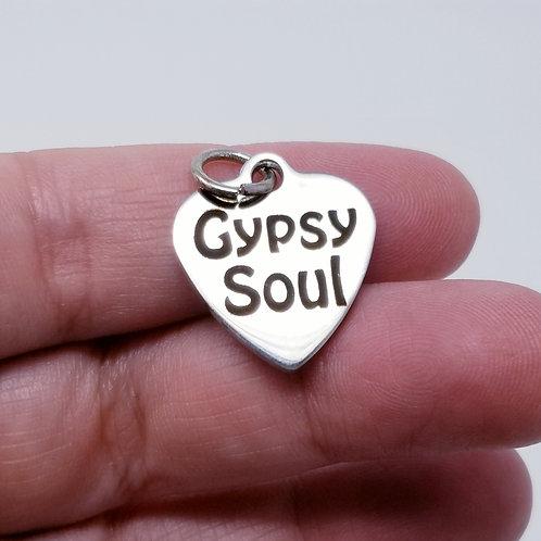 Gypsy Soul Charm