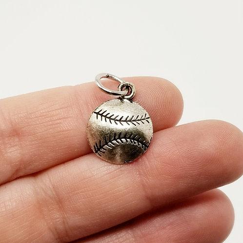 Baseball & Softball Silver Charm