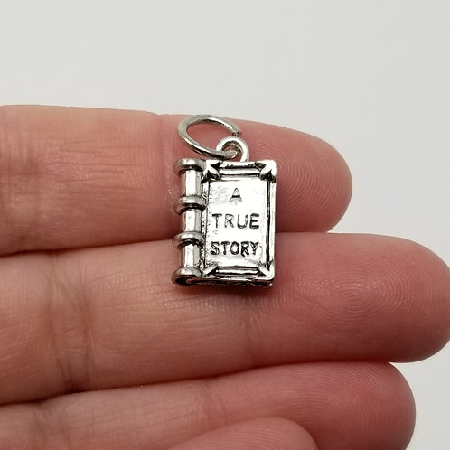 A True Story Book Silver Charm
