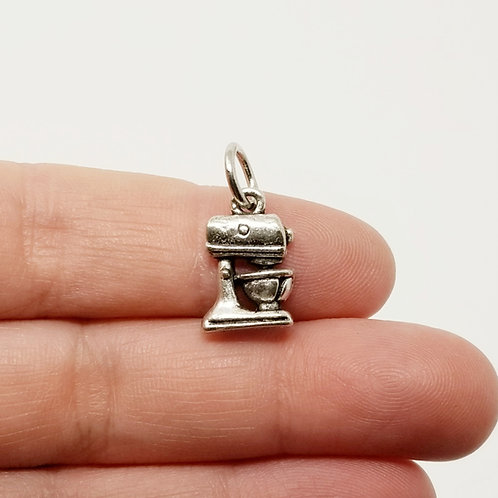 Stand Mixer Silver Charm