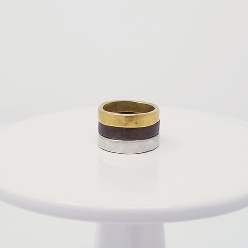 Wide Stackable Rings