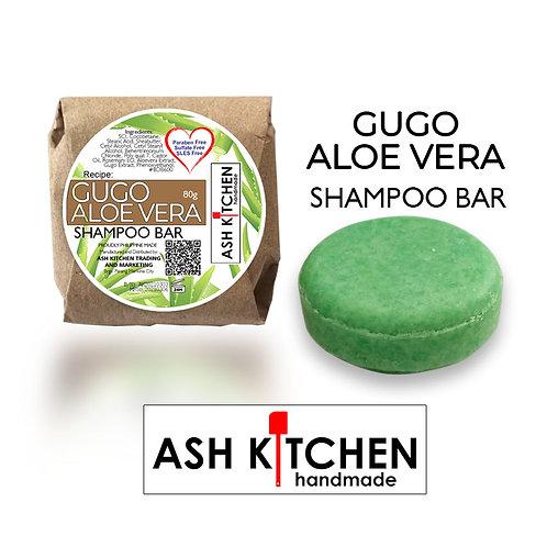 Ash Kitchen Handmade Gugo Aloe Vera Shampoo Bar