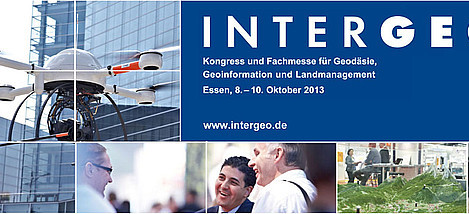 Astrike en Intergeo, Essen - Alemania 2013